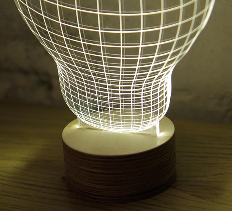 Bulbing nir chehanowski studio cheha 1640 b luminaire lighting design signed 27887 product