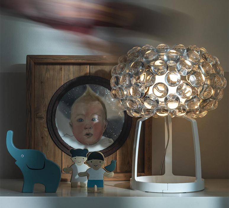 Caboche plus patricia urquiola lampe a poser table lamp  foscarini 311021 16  design signed nedgis 109753 product