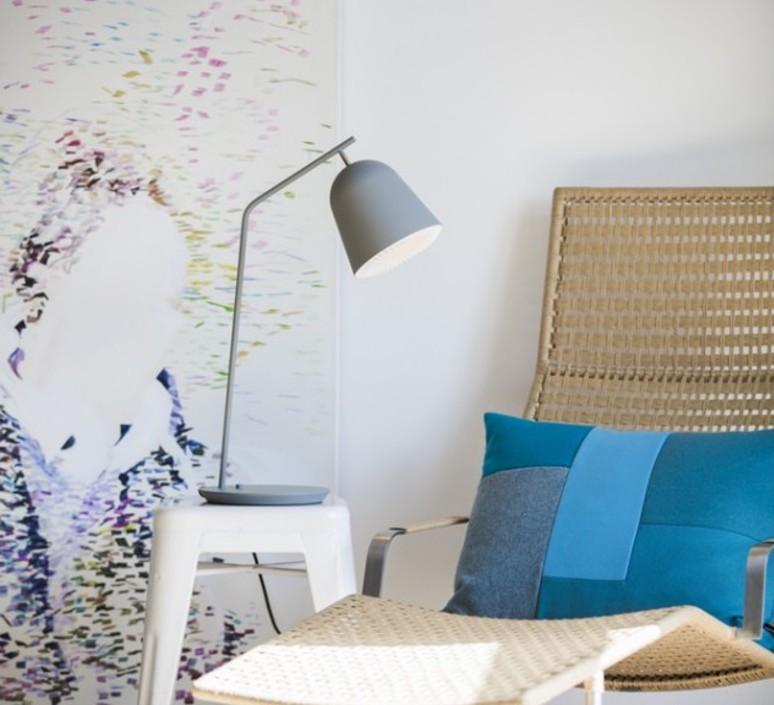 Cache aurelien barbry lampe a poser table lamp  le klint 355 tg  design signed 50347 product