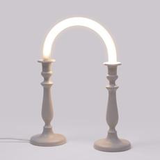 Candle twin marcantonio raimondi malerba lampe a poser table lamp  seletti 14720  design signed nedgis 68026 thumb