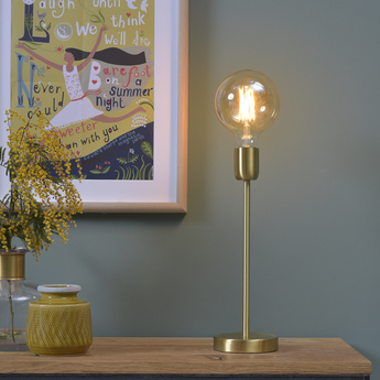 Lampe a poser cannes or led h37cm it s about romi normal