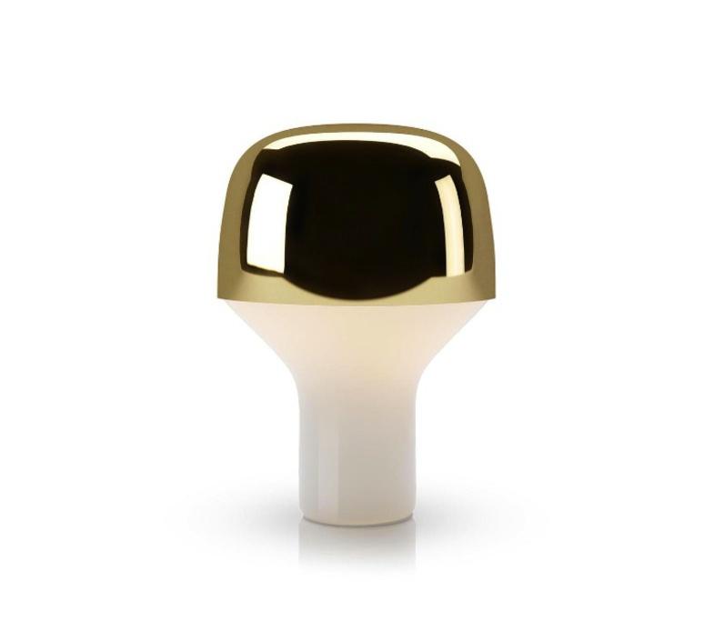 Cap lena billmeier et david baur lampe a poser table lamp  teo t0001 gd000  design signed 33259 product