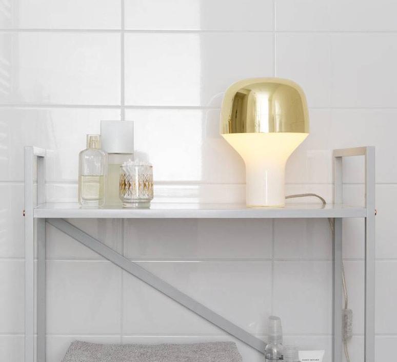 Cap lena billmeier et david baur lampe a poser table lamp  teo t0001 gd000  design signed 55390 product