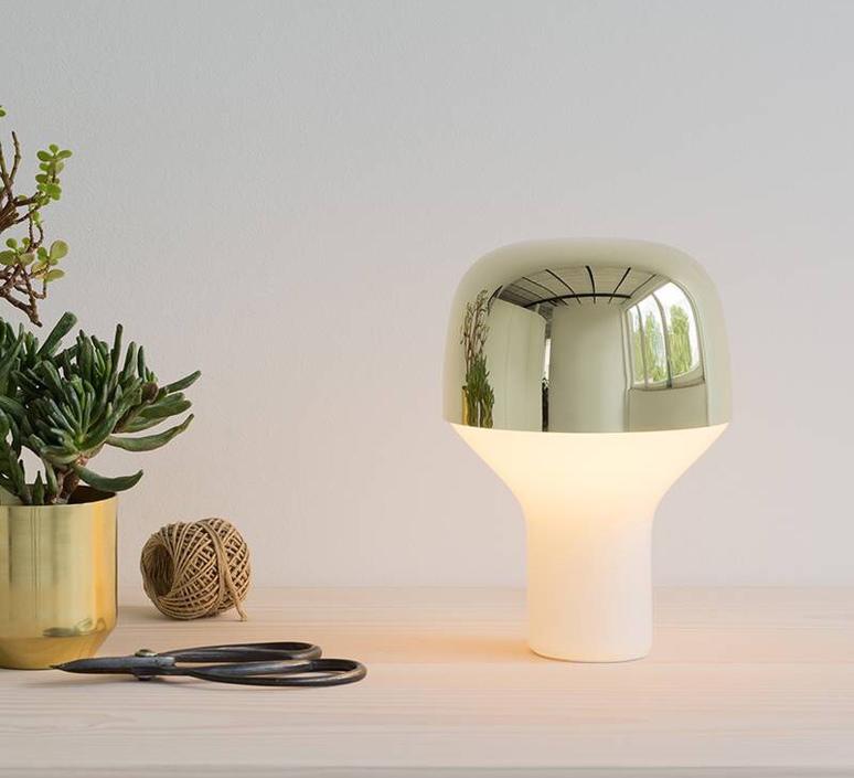 Cap lena billmeier et david baur lampe a poser table lamp  teo t0001 gd000  design signed 55392 product