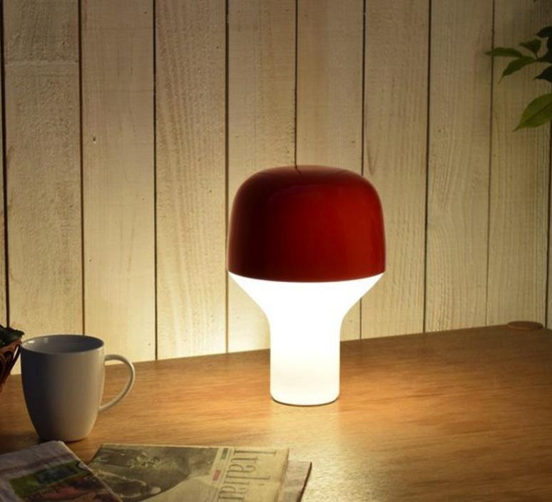 Cap lena billmeier et david baur lampe a poser table lamp  teo t0001 rd199  design signed 33252 product
