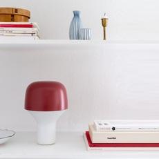 Cap lena billmeier et david baur lampe a poser table lamp  teo t0001 rd199  design signed 83050 thumb