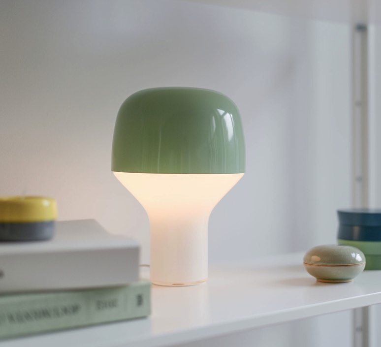 Cap lena billmeier et david baur lampe a poser table lamp  teo t0001 lg558  design signed 33256 product