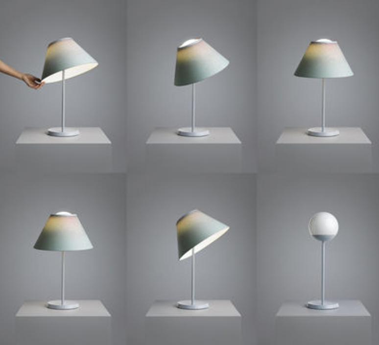 Cappuccina inga sempe lampe a poser table lamp  luceplan 1d880 d00004 1d8801000011  design signed 55270 product