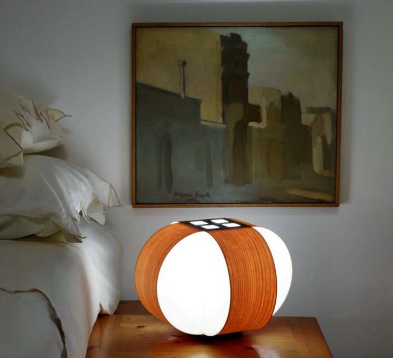 Gea 20 a marivi calvo lampe a poser table lamp  lzf dark g20 a 22  design signed 31398 product