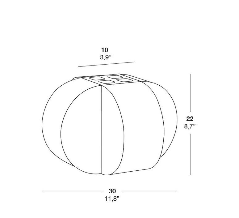 Gea s marivi calvo lampe a poser table lamp  lzf dark gea s 20  design signed 31422 product