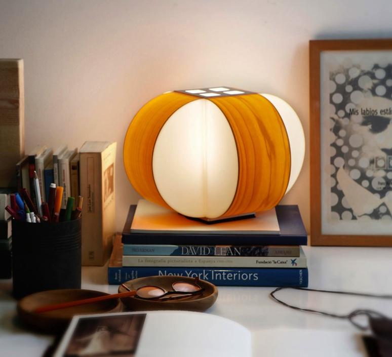 Gea 20 a marivi calvo lampe a poser table lamp  lzf dark g20 a 26  design signed 31408 product