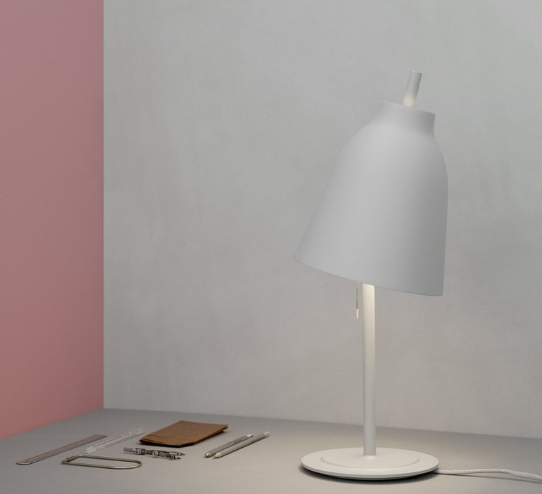 Caravaggio table matt cecilie manz lampe a poser table lamp  nemo lighting 52403112  design signed nedgis 67174 product