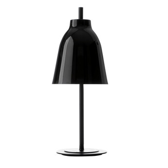 Lampe a poser caravaggio table noir o20cm h51 7cm lightyears normal