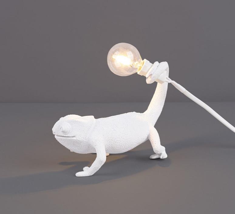 Chameleon lamp still marcantonio raimondi malerba lampe a poser table lamp  seletti 14660  design signed nedgis 97724 product