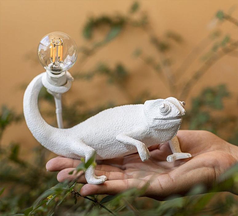 Chameleon lamp still marcantonio raimondi malerba lampe a poser table lamp  seletti 14660  design signed nedgis 97725 product