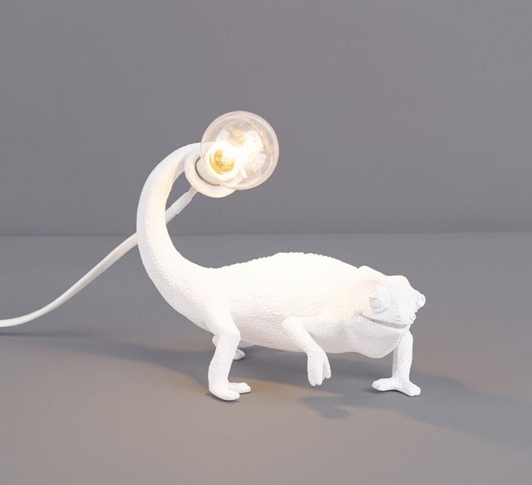 Chameleon lamp still marcantonio raimondi malerba lampe a poser table lamp  seletti 14660  design signed nedgis 97726 product