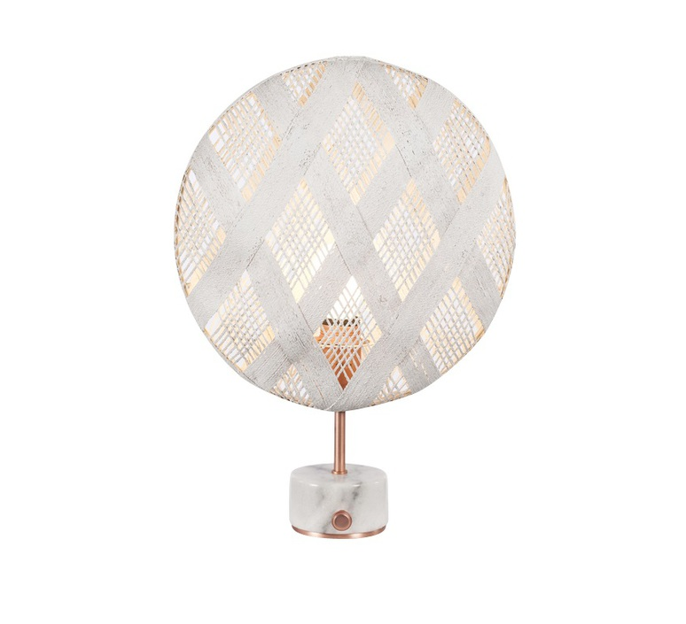 Chanpen diamond s  lampe a poser table lamp  forestier 20219  design signed 54715 product