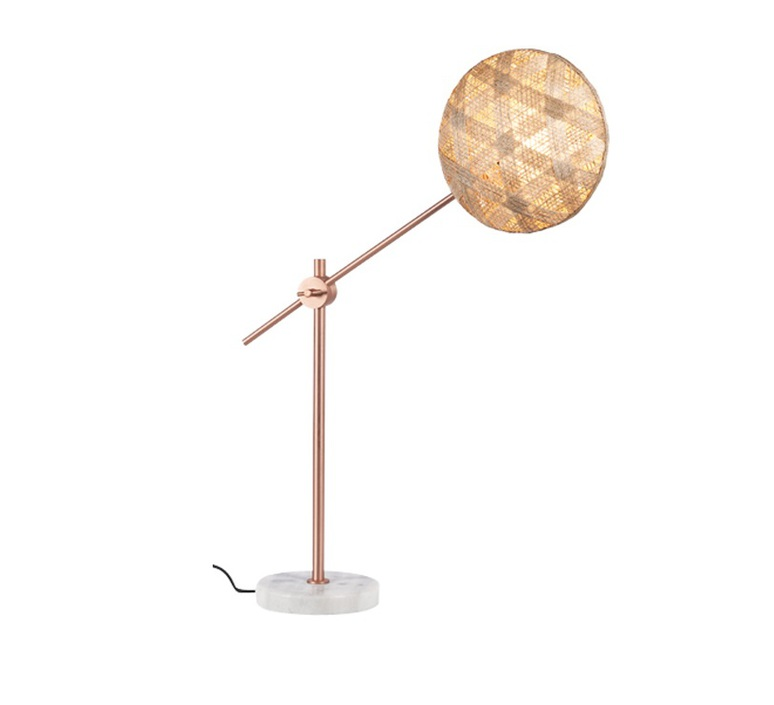 Chanpen hexagonal m  lampe a poser table lamp  forestier 20275  design signed 55103 product