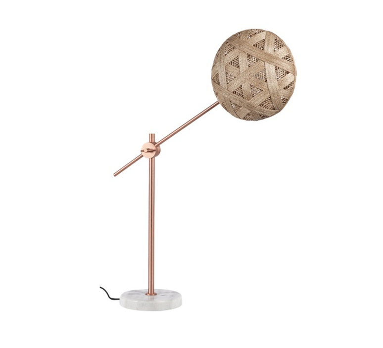Chanpen hexagonal m  lampe a poser table lamp  forestier 20275  design signed 55104 product