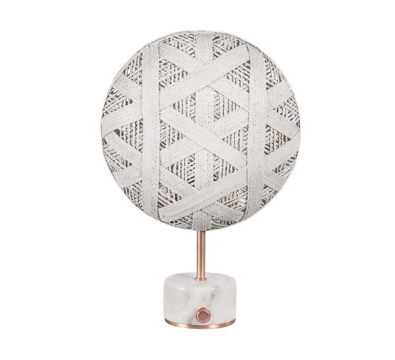 Chanpen hexagonal s  lampe a poser table lamp  forestier 20264  design signed 54726 product