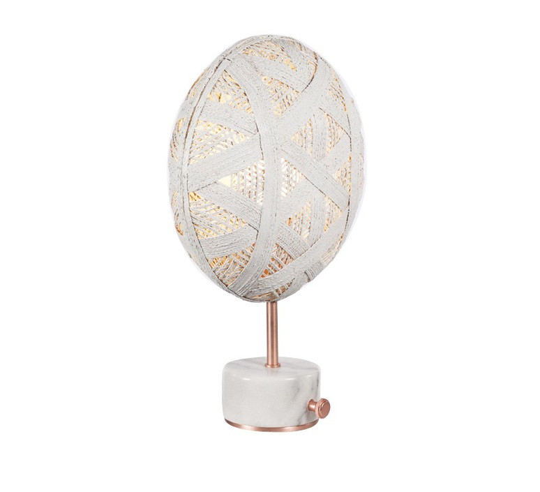 Chanpen hexagonal s  lampe a poser table lamp  forestier 20264  design signed 54727 product