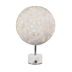 Chanpen hexagonal s  lampe a poser table lamp  forestier 20336  design signed 54729 thumb