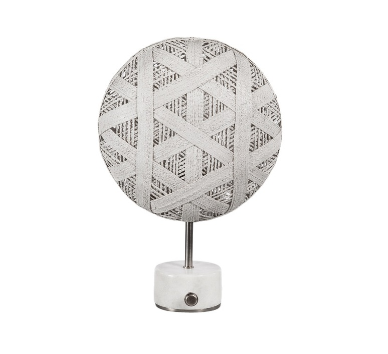 Chanpen hexagonal s  lampe a poser table lamp  forestier 20336  design signed 54730 product