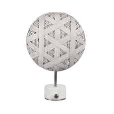 Chanpen hexagonal s  lampe a poser table lamp  forestier 20336  design signed 54730 thumb