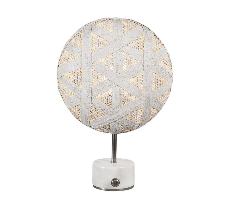 Chanpen hexagonal s  lampe a poser table lamp  forestier 20339  design signed 54733 product