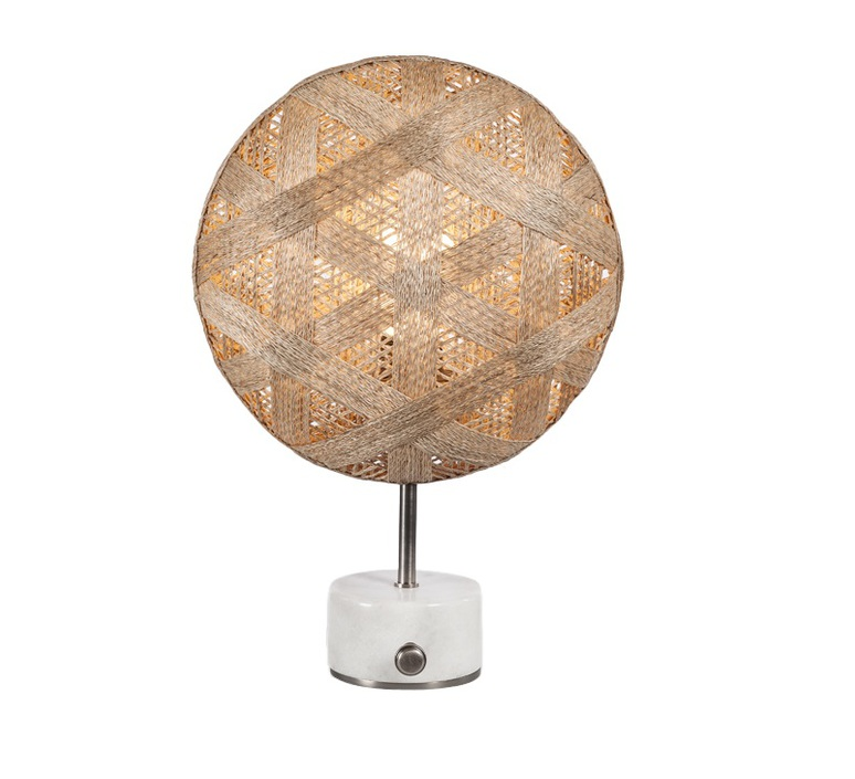Chanpen hexagonal s  lampe a poser table lamp  forestier 20338  design signed 54752 product