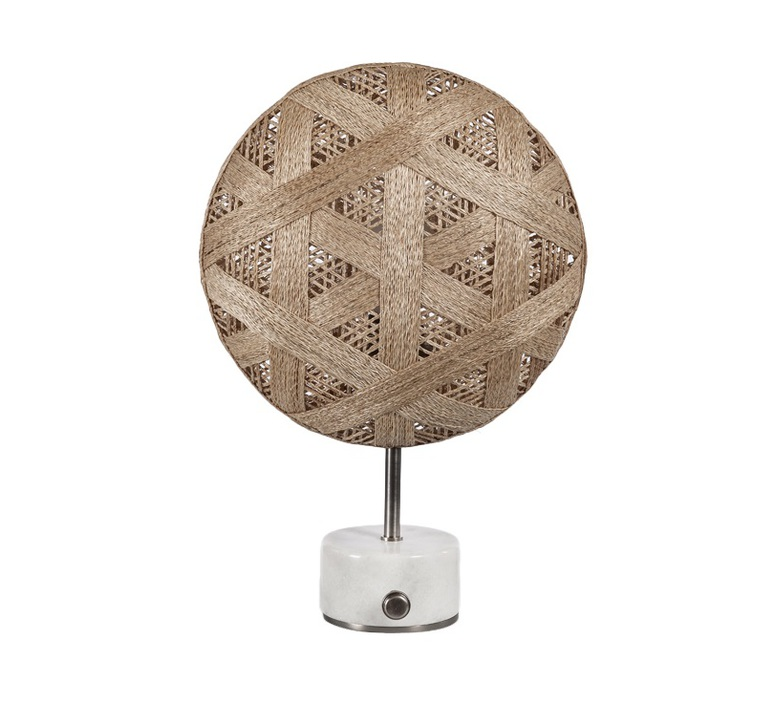Chanpen hexagonal s  lampe a poser table lamp  forestier 20338  design signed 54753 product