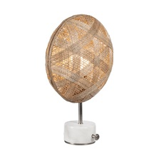 Chanpen hexagonal s  lampe a poser table lamp  forestier 20338  design signed 54754 thumb