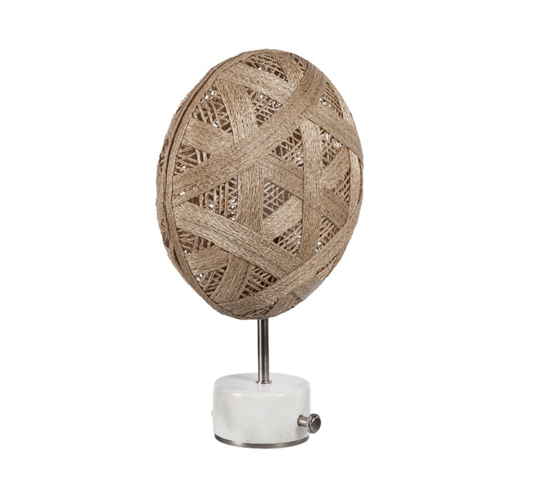 Chanpen hexagonal s  lampe a poser table lamp  forestier 20338  design signed 54755 product