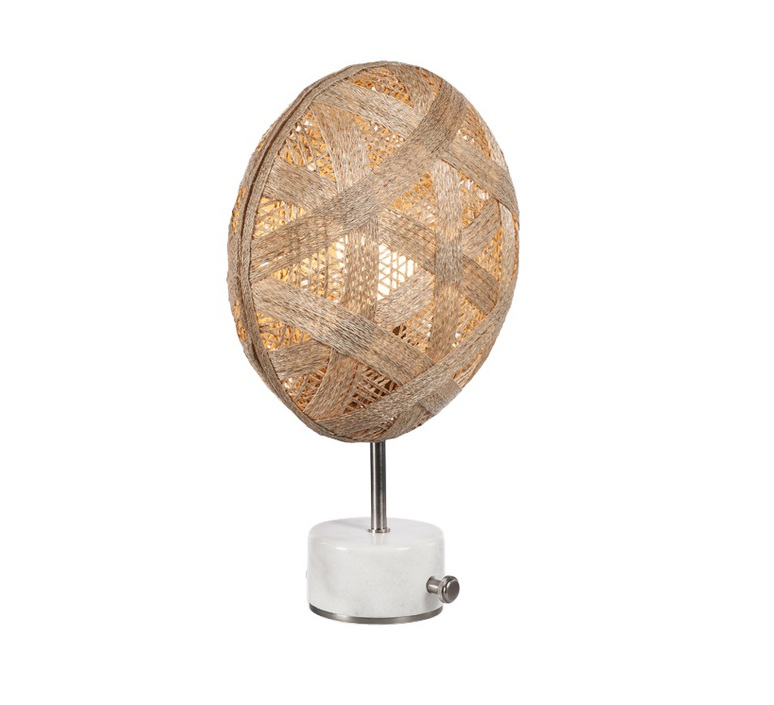 Chanpen hexagonal s  lampe a poser table lamp  forestier 20341  design signed 54758 product