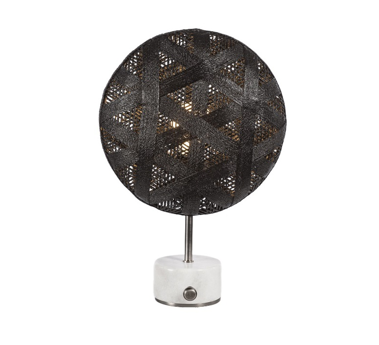 Chanpen hexagonal s  lampe a poser table lamp  forestier 20337  design signed 54695 product