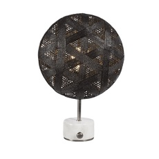 Chanpen hexagonal s  lampe a poser table lamp  forestier 20337  design signed 54695 thumb