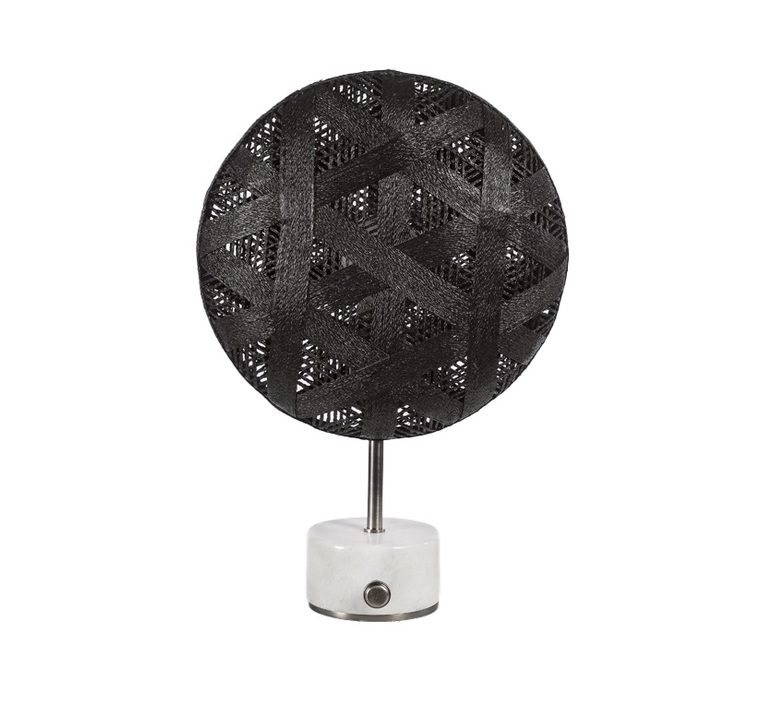 Chanpen hexagonal s  lampe a poser table lamp  forestier 20337  design signed 54696 product