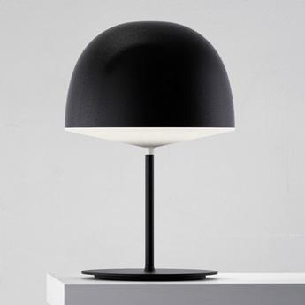 Lampe a poser cheshire noir h53cm fontanaarte normal