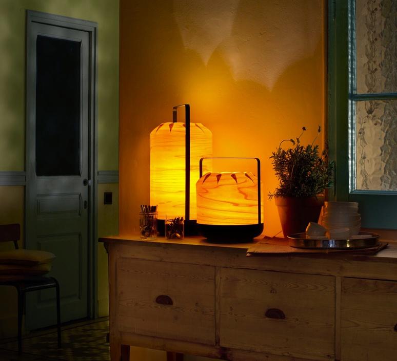 Chou mma yonoh estudio creativo lampe a poser table lamp  lzf dark chou mma 24  design signed 31787 product