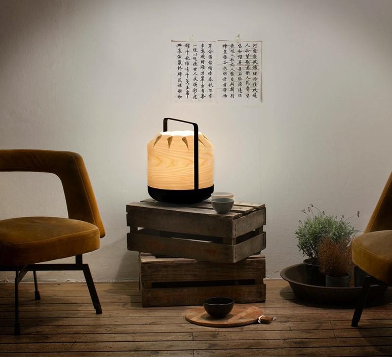 Chou mmb yonoh estudio creativo lampe a poser table lamp  lzf dark chou mmb 20  design signed 31748 product