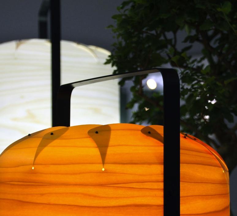 Chou mmb yonoh estudio creativo lampe a poser table lamp  lzf dark chou mmb 25  design signed 31760 product