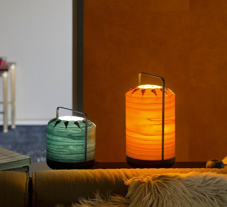 Chou mmb yonoh estudio creativo lampe a poser table lamp  lzf dark chou mmb 30  design signed 31771 product