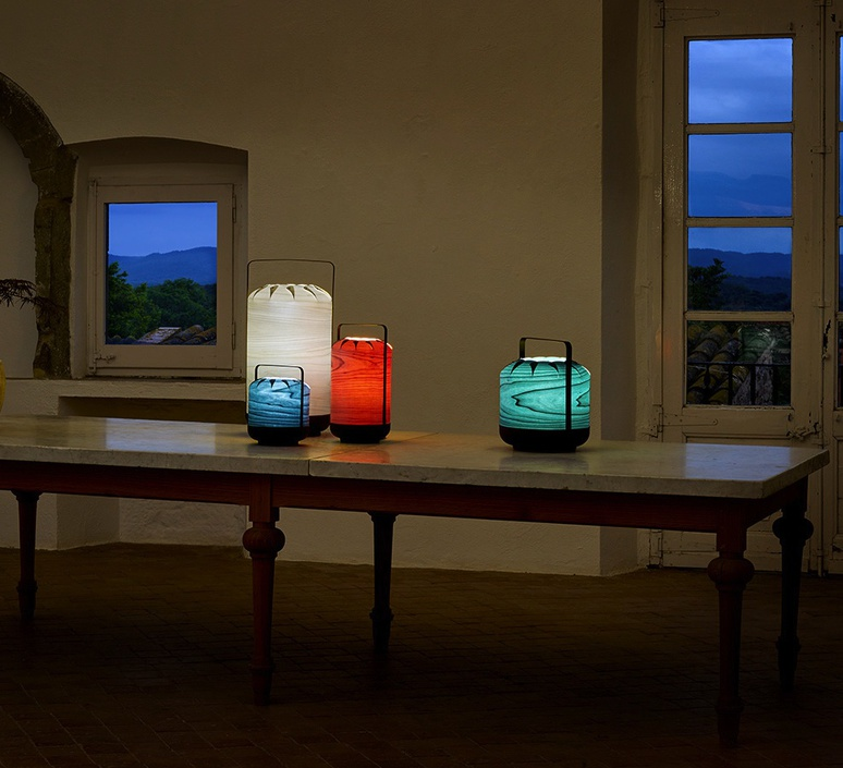 Chou mpa yonoh estudio creativo lampe a poser table lamp  lzf dark chou mpa 26  design signed 31739 product