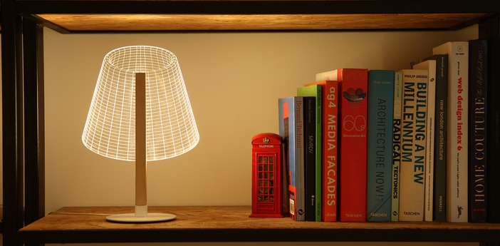 Lampe a poser classi led h32cm studio cheha normal