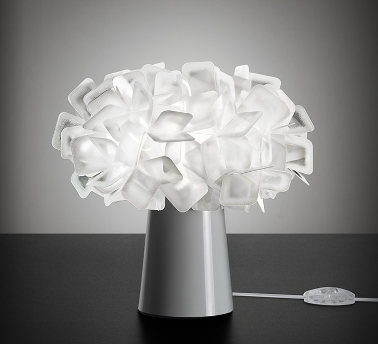 Clizia adriano rachele lampe a poser table lamp  slamp cli78tav0001w 000  design signed 47321 product