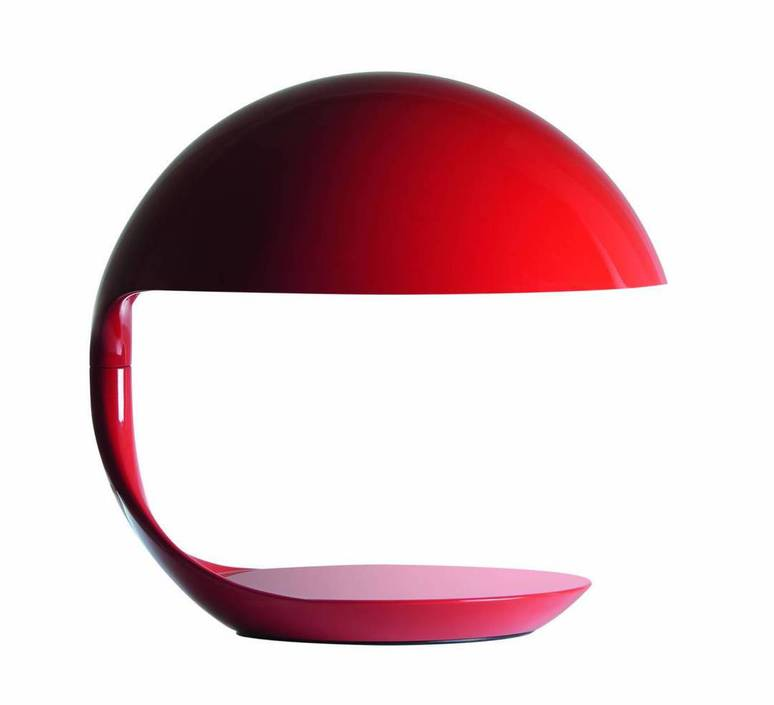 Cobra elio martinelli lampe a poser table lamp  martinelli luce 629 ro  design signed 52141 product