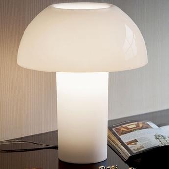 Lampe a poser colette blanc o25cm h29 5cm pedrali normal
