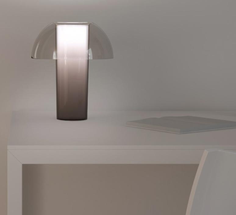 Colette alberto basaglia et natalia rota nodar lampe a poser table lamp  pedrali l003ta fu  design signed nedgis 67038 product