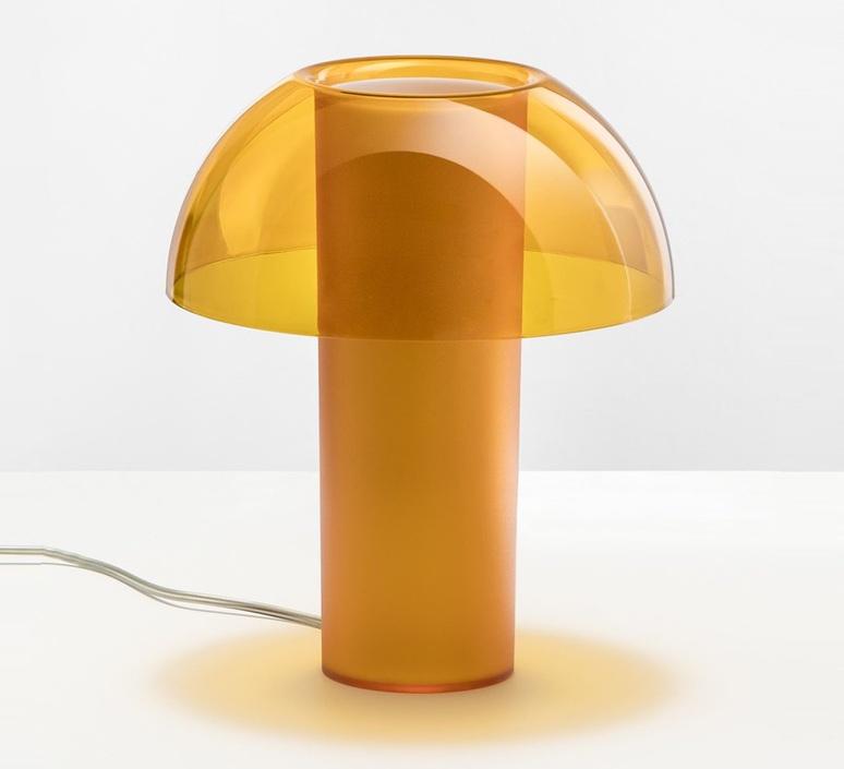 Colette alberto basaglia et natalia rota nodar lampe a poser table lamp  pedrali l003ta gt  design signed nedgis 67051 product