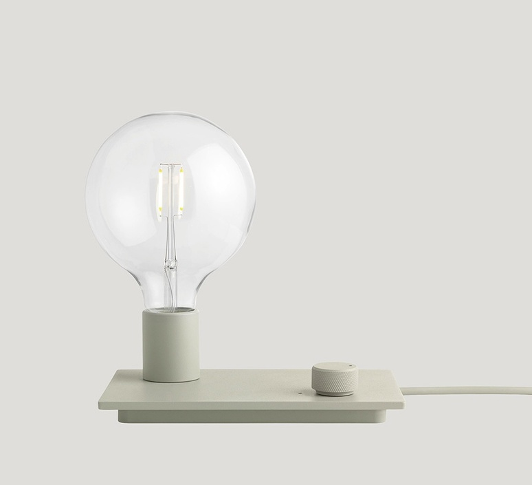 Control taf architects lampe a poser table lamp  muuto 21923  design signed 33718 product